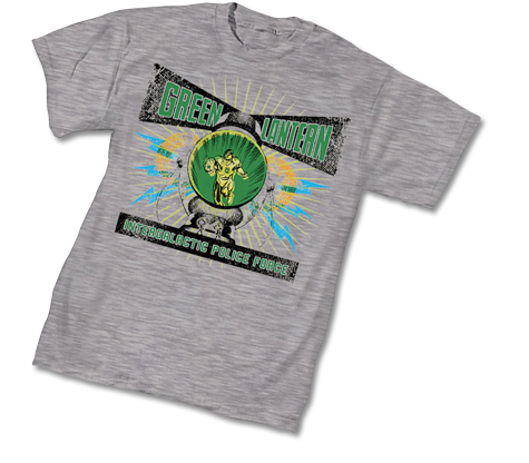 GREEN LANTERN: IPF T-Shirt