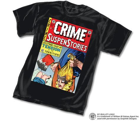E.C. COMICS: CSS #22 T-Shirt by Johnny Craig