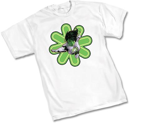 JADE T-Shirt by Adam Hughes