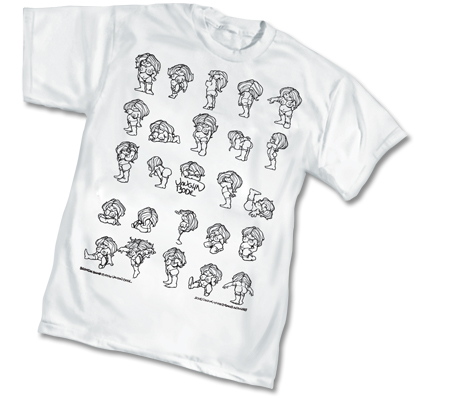 BODÉ: BELINDA BUMP T-Shirt