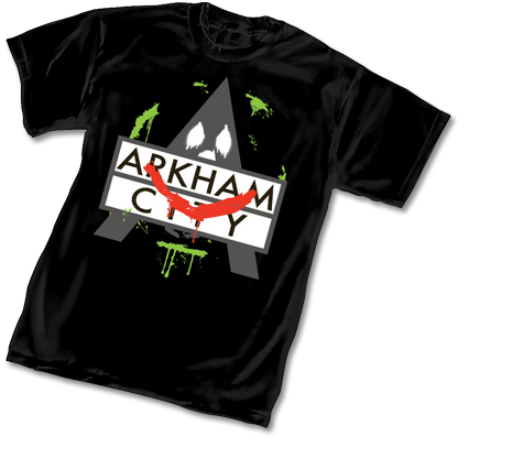 ARKHAM CITY: JOKER T-Shirt