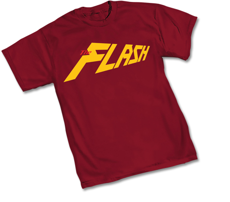 FLASH II LOGO T-Shirt • L/A