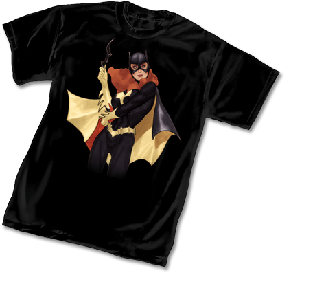 BATGIRL T-Shirt by Adam Hughes • L/A