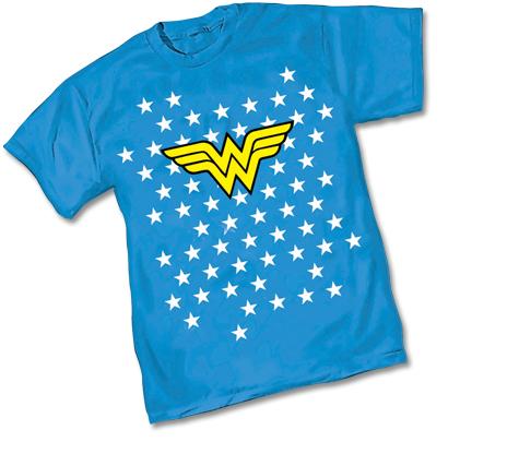WONDER WOMAN: STARFIELD SYMBOL T-Shirt