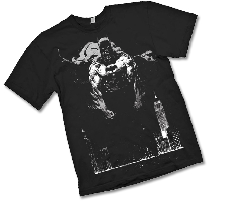 BATMAN: URBAN LEGEND II T-Shirt by Jorge Zaffino
