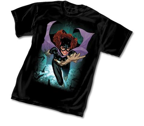 BATGIRL II T-Shirt by Adam Hughes