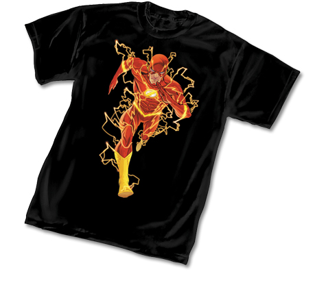 FLASH 52 T-Shirt by Francis Manapul