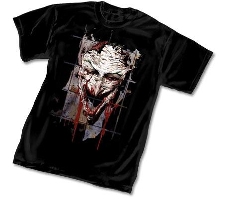 JOKER: SKINNED T-Shirt by Tony Daniel