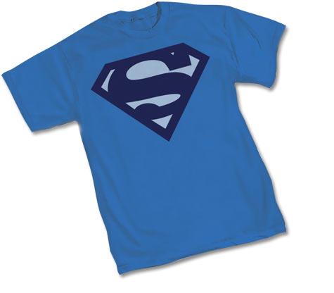 SUPERMAN: BLUE SYMBOL T-Shirt