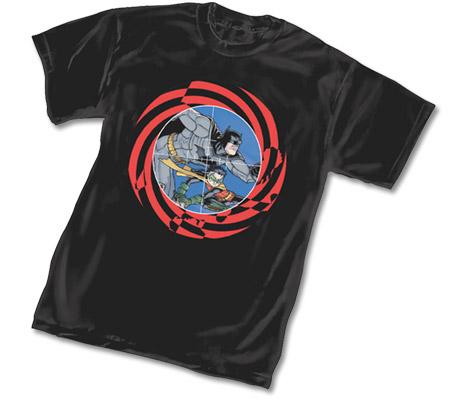 BATMAN: INCORPORATED T-Shirt by Chris Burnham