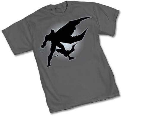 DARK KNIGHT: SILHOUETTE T-Shirt by Frank Miller