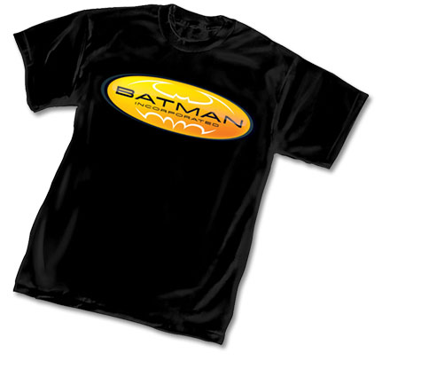 BATMAN INCORPORATED LOGO T-Shirt