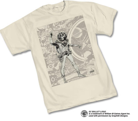 E.C. COMICS: ISF #33 T-Shirt