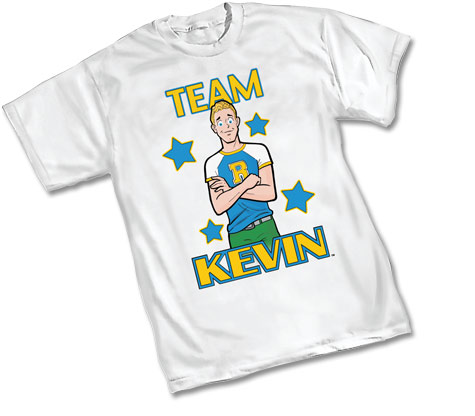 AC: TEAM KEVIN T-SHIRT