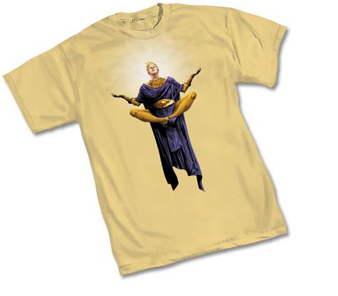 BW: OZYMANDIAS T-Shirt by Jae Lee