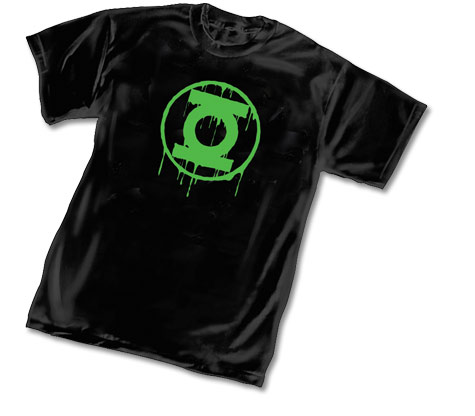 GREEN LANTERN REVENGE SYMBOL T-Shirt