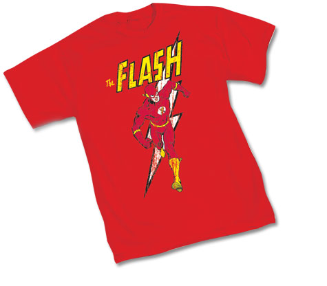 FLASH RETRO T-Shirt • L/A
