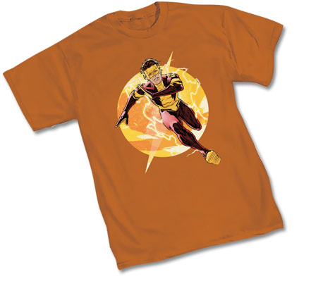 KID FLASH 52 T-Shirt by Ryan Sook • L/A