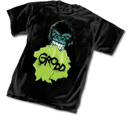 GRODD T-Shirt by Rafael Albuquerque