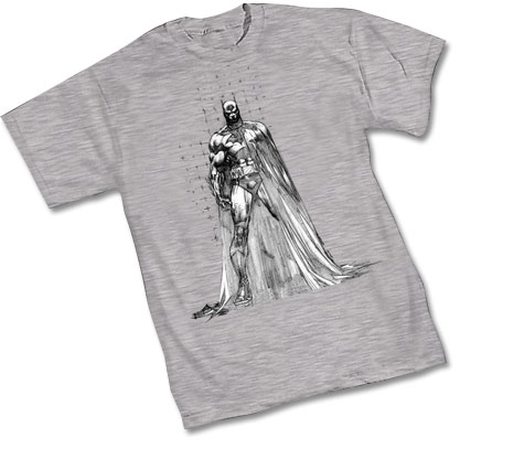 BATMAN: RAW II T-Shirt by Jim Lee