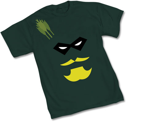 GREEN ARROW: FACE T-Shirt