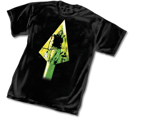 GREEN ARROW: ONE T-Shirt • L/A