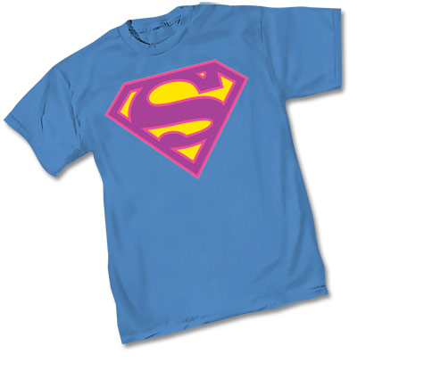 NEO: SUPERMAN SYMBOL T-Shirt • L/A
