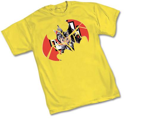 BATMAN INCORPORATED SYMBOL T-Shirt by Chris Burnham
