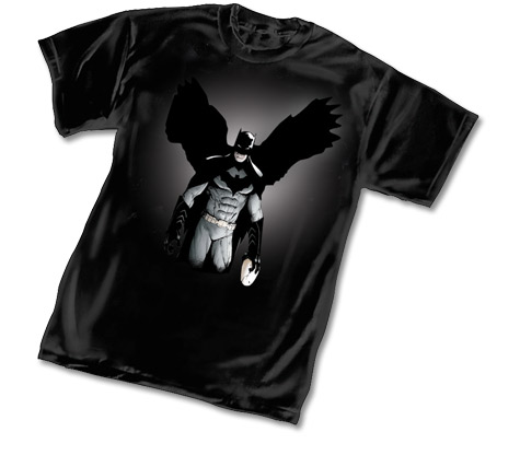 BATMAN:CITYOFOWLS T-Shirt by Greg Capullo