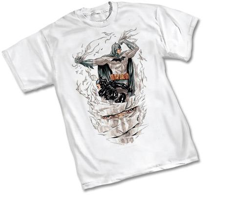 BATMAN:HUSH II T-Shirt by Dustin Nguyen