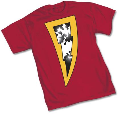 SHAZAM! 52 SYMBOL T-Shirt • L/A