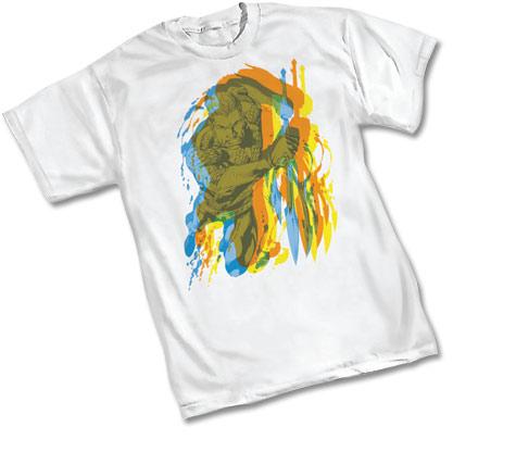 AQUAMAN:ATTACK T-Shirt by Ivan Reis