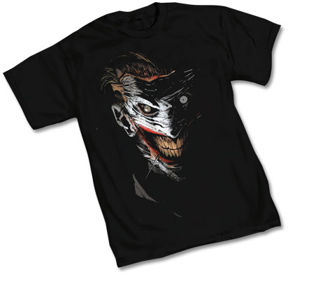 JOKER: CRAZY TOO T-Shirt by Greg Capullo
