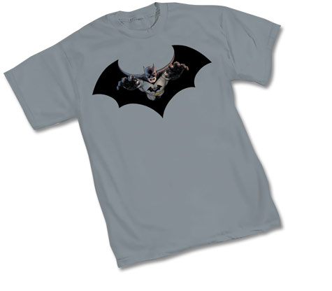 BATMAN: INFINITY SYMBOL T-Shirt by Chris Burnham