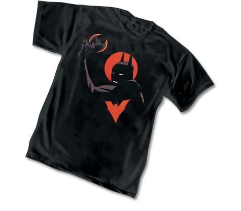 BATMAN BEYOND: SHADOWS T-Shirt • L/A