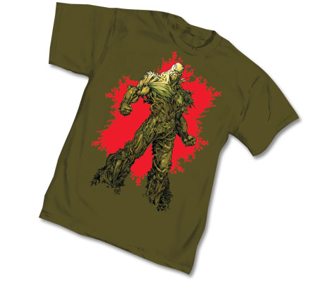 SWAMP THING: ORGANIC T-Shirt