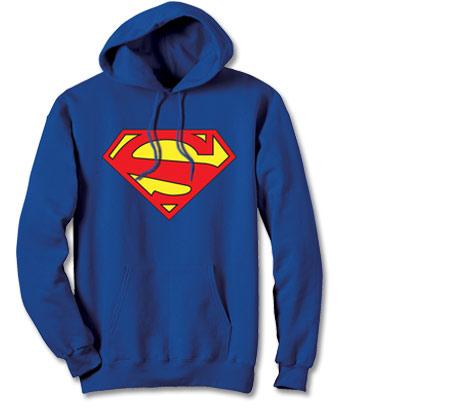 SUPERMAN 52 SYMBOL Hoodie