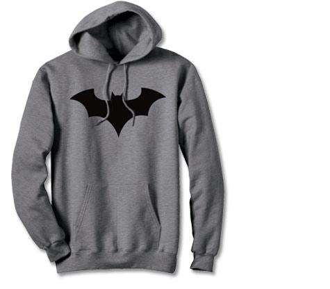 BATMAN 52 SYMBOL Hoodie