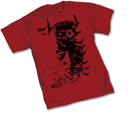 BATTY T-Shirt by Patrick Zircher