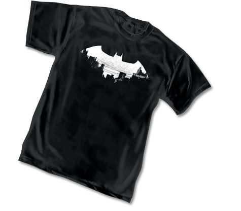 BATMAN: CITY-SYMBOLT-Shirt