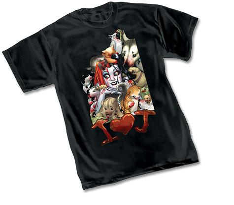 HARLEYQUINN: LOVES T-Shirt by Amanda Conner