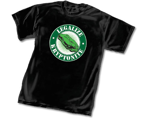 LEGALIZE KRYPTONITE T-Shirt