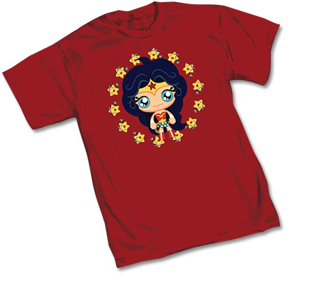 WONDER WOMAN: CUTIE T-Shirt