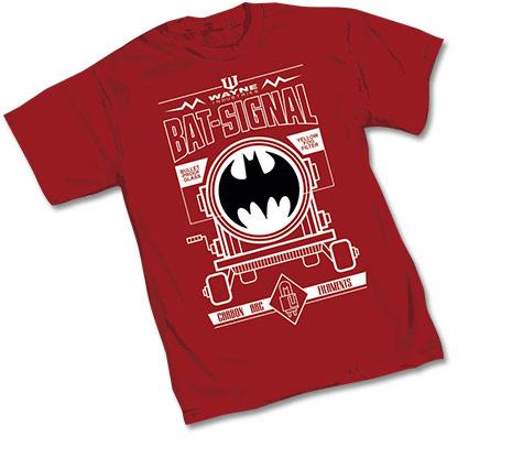 BATMAN 75th: BAT-SIGNAL T-Shirt