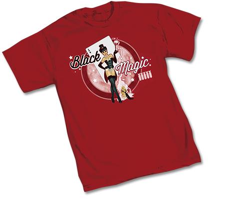BOMBSHELL: ZATANNA T-Shirt by Ant Lucia