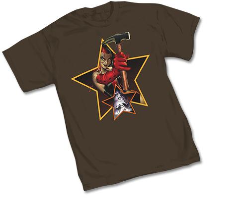 HARLEYQUINN: ORAL SURGEON T-Shirt by Amanda Conner