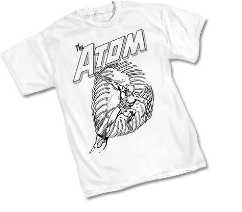DCCLASSIC:ATOM T-Shirt by Kane & Anderson