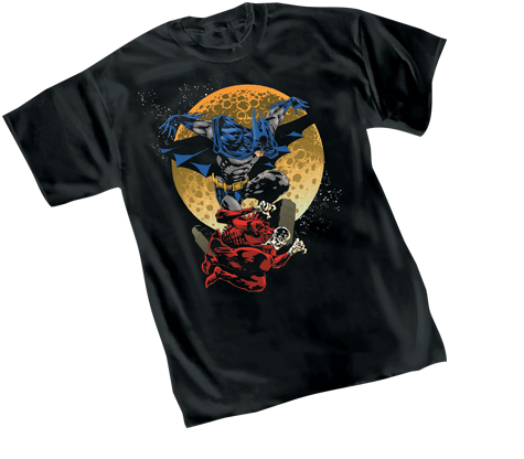 BATMAN/DEADMAN T-Shirt by Kelley Jones
