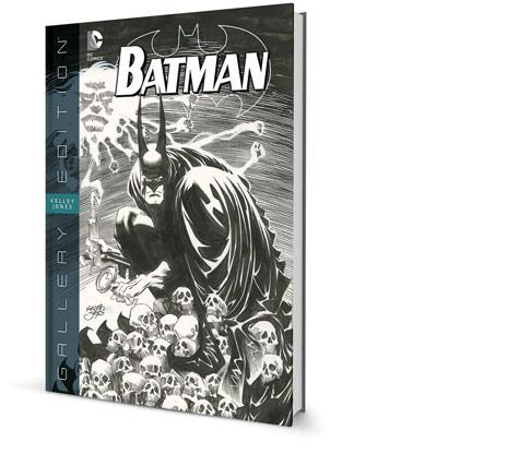 BATMAN: KELLEY JONES Regular Edition