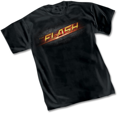 FLASH TV SHOW LOGO T-Shirt